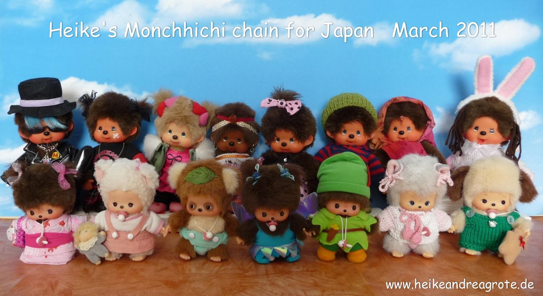 Heike's World of Monchhichi
